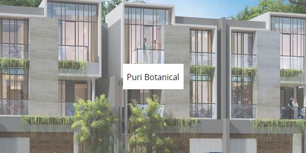 Puri Botanical Residence, Jakarta